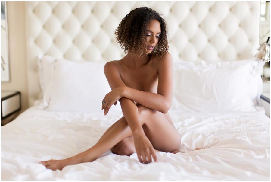 Tasteful Nude Boudoir Photography by XO Maggie Photography - Los Angeles Boudoir Photographer