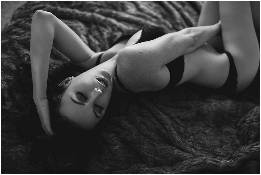 Dark and Moody Boudoir by XO Maggie Boudoir - Los Angeles Boudoir Studio