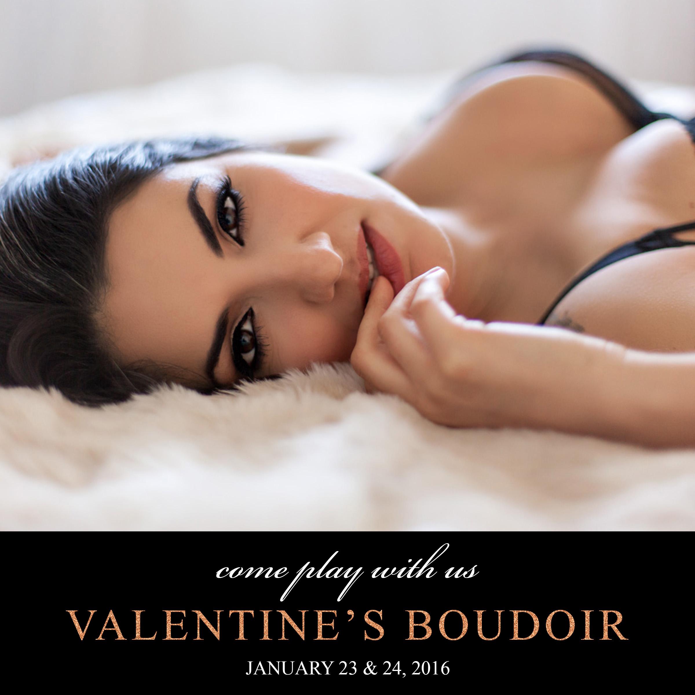Valentine's Boudoir Special by XO Maggie Boudoir - Los Angeles Boudoir Photographer